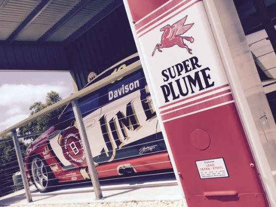 Arthurs Seat, Australia: Davison's V8 Supercar