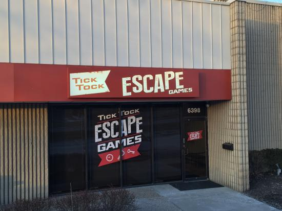 Tick Tock Escape Games
