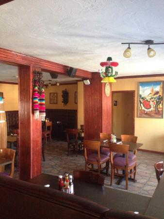 Rehoboth, Μασαχουσέτη: Dining area