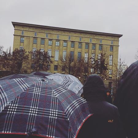 Apartmenthouse Berlin: Berghain