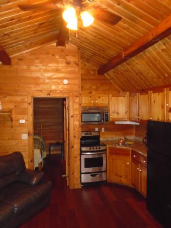 Main Room Picture Of Uchee Creek Army Campground And