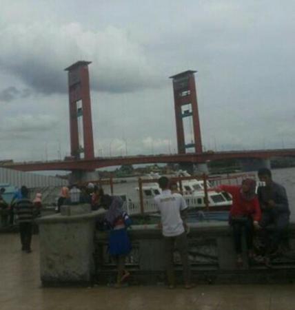 Jembatan Ampera: Ampera 6