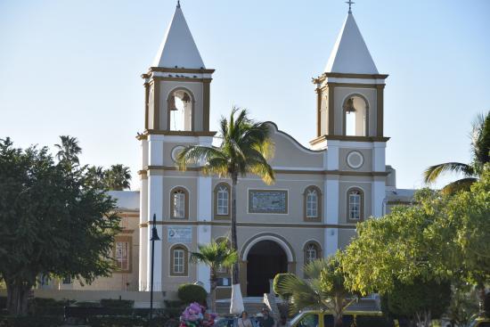 Mission of San Jose del Cabo Church: SAN JOSE DEL CABO MISSION CHURCH