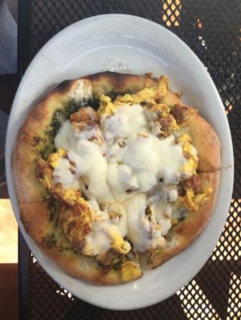 Murrieta, Califórnia: Breakfast pizza