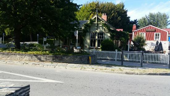 Arrowtown, Nowa Zelandia: Sensational pancakes yummo Gr8 service and amazing settings 9/10