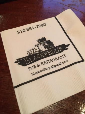 Blackwell S Restaurant And Pub Ny