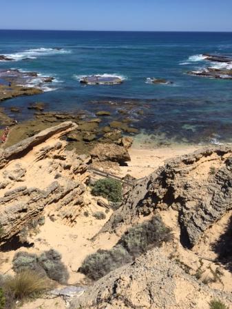 Mornington Peninsula, أستراليا: From the top of the walkway