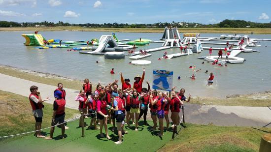 Aqua Fun Park Mackay