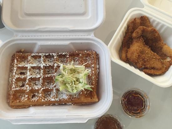 Wicked Waffles Bethesda