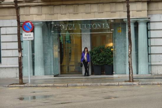 Hotel Gran Ultonia Girona: Pleasant hospitality experience