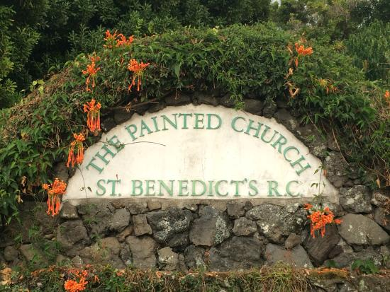 Honaunau, Hawái: signage