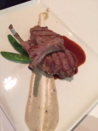 Harvey : wagyu of lamb chops