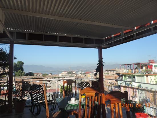 Terraza Lugar Para Desayunos Y Cenas Picture Of Casa