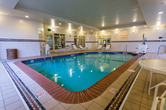 Awesome Hilton Garden Inn Providence Airport/Warwick: Indoor Pool Great Pictures