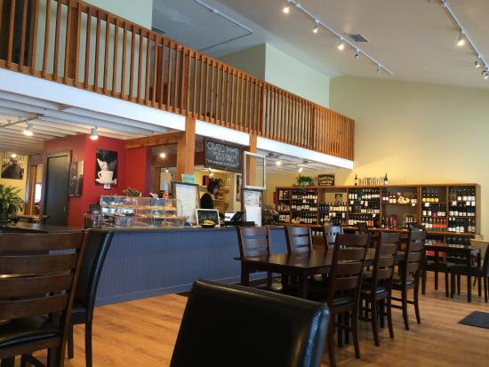 Craic fish creek coffee shop restaurant reviews phone for Fish creek restaurants