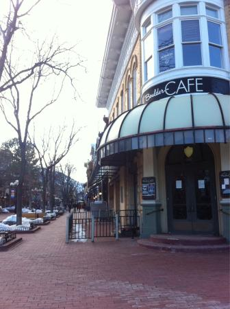 Boulder, Κολοράντο: Pearl Street Mall