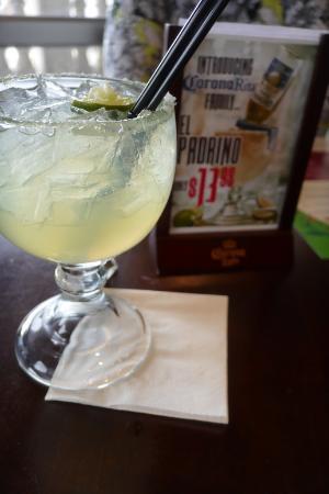 Centreville, VA: My large classic margarita