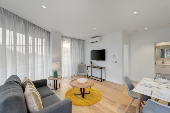 Hawthorn, Australia: one bedroom apartment