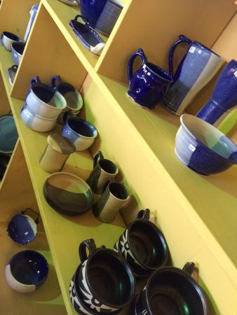 Marshall, AR: The ORIGINAL home of Morrisette Pottery, handmade just minutes from our location!