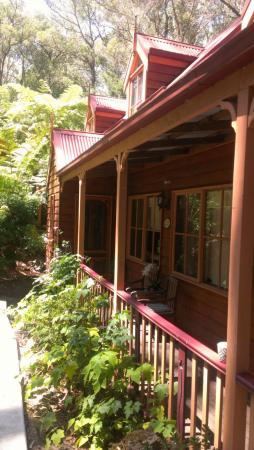 Cockatoo, Avustralya: Front of cottage