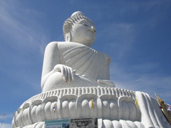 Chalong, Tailandia: ビッグブッダ