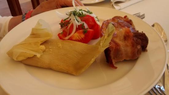 San Felipe, Chile: Costillar de cerdo