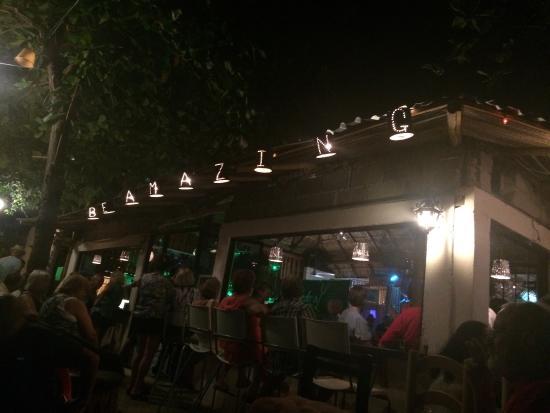 Crucecita, Мексика: Alfredo's Restaurant Bar