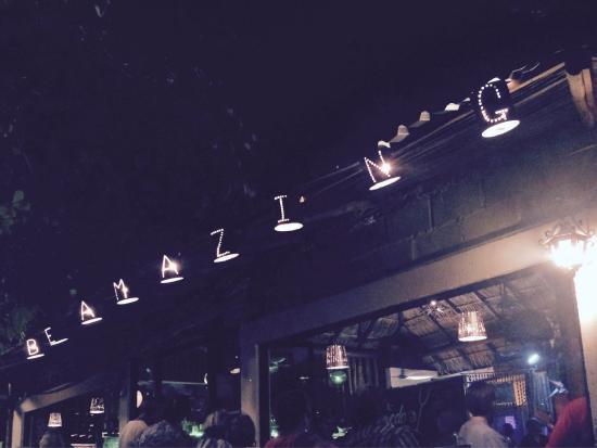 Crucecita, Mexico: Alfredo's Restaurant Bar