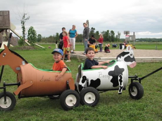 Rounds Ranch: Summer Fun!
