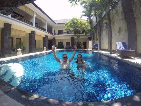 Radha Bali Hotel Photo