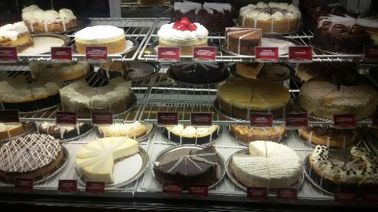 The Woodlands, TX: Cheesecake Factory