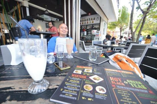 Breakwater: we love their drinks.