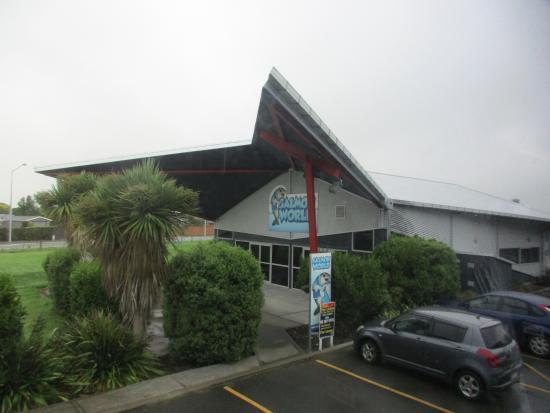 Rakaia, Nowa Zelandia: Salmon Cafe