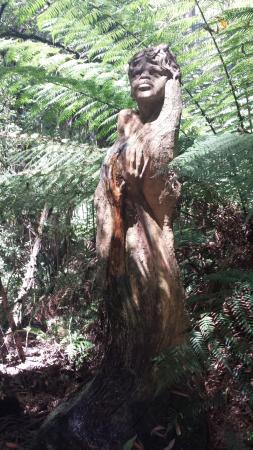 Mount Dandenong, Australia: Ricketts Sanctuary sculpture