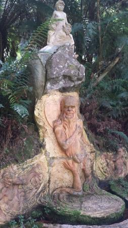 Mount Dandenong, Australië: Ricketts Sanctuary sculpture