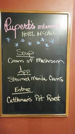 Hotel McCall: 20160207_191306_large.jpg