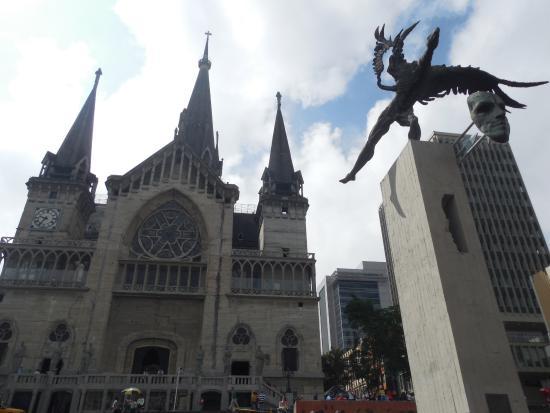 Monumento El Bolivar Condor