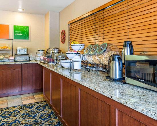 Comfort Inn: Breakfast Room