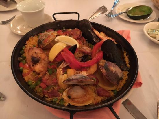 Bayside, NY: Paella a la Valenciana