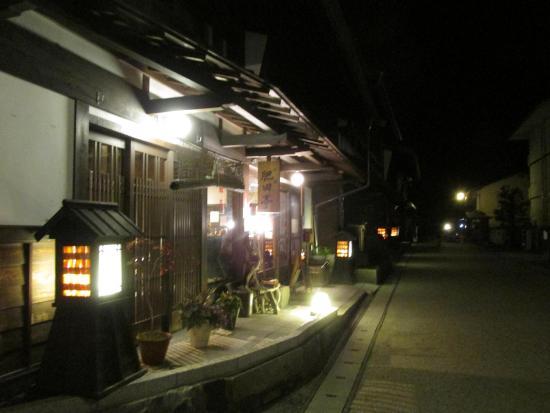 Kiso-machi, Japón: 日本料理店とイタリアンレストランがあります