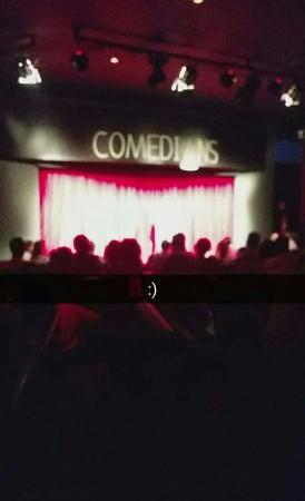 Comedians snapchat