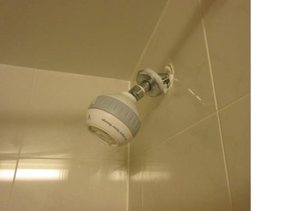 Embassy Suites By Hilton Hotel Phoenix Biltmore: Loose Shower Head