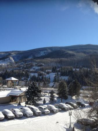 Holiday Inn Vail: View from Room