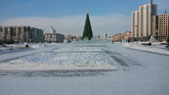 im. 400-letiya Krasnoyarsk Park
