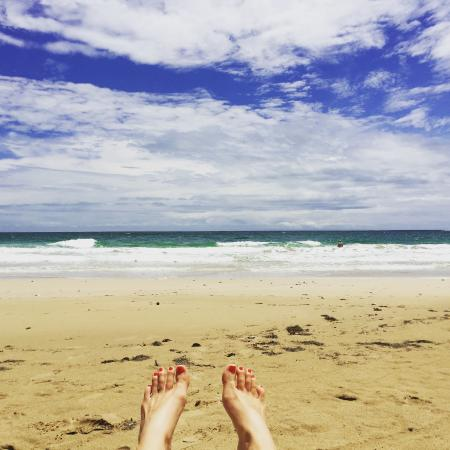 Isla Bastimentos, Panama: Perfect Day at Turtle Beach!