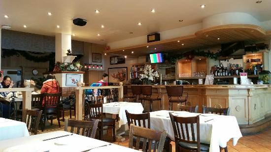 White Rock, Canadá: Inside the Beijing Restaurant