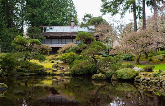 เบนบริดจ์ไอแลนด์, วอชิงตัน: Japanese Guest House