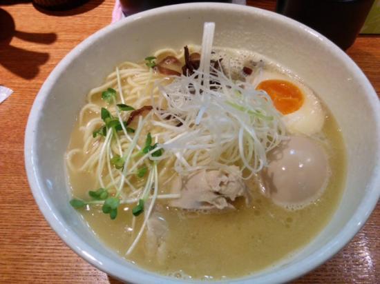 Koshigaya, Japon : 鶏ガララーメン