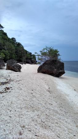 Kagusuan Beach: The other side