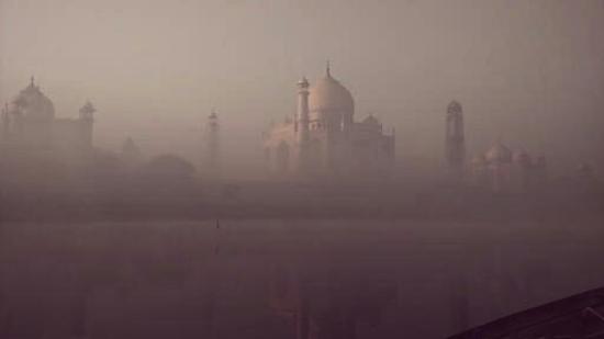 Elite Solutions: Taj from river side....